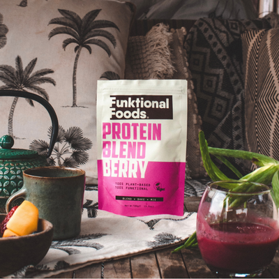 Protein Blend Berry