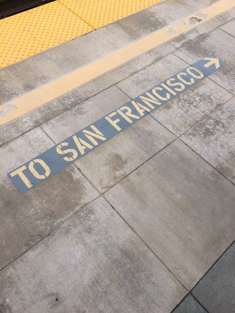 Let's go to San Francisco