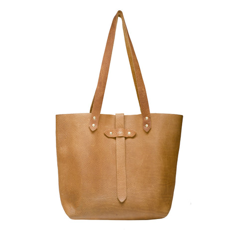 Leather Tote, Summer Sunset, Leather Bags