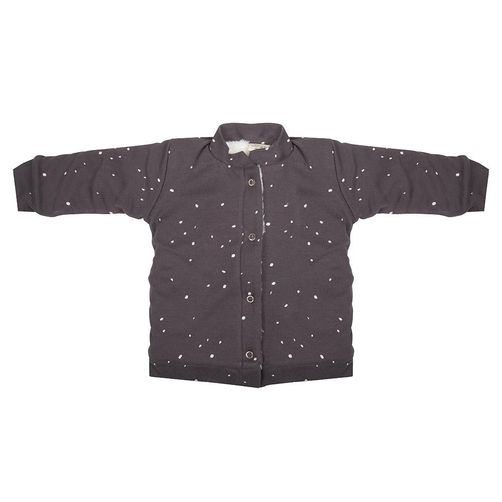 baby vestje pavement dots little indians