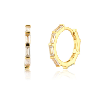 Pendientes Crystal - Dalila Jewels