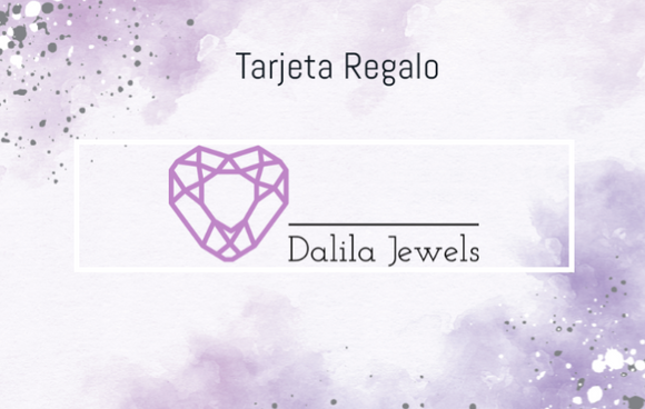 Dalila Jewels Tarjeta de Regalo - Dalila Jewels
