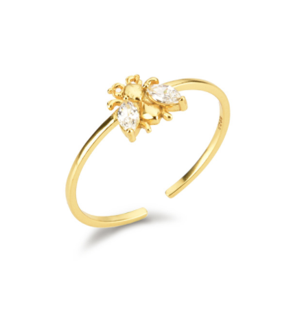 Anillo Bee - Dalila Jewels