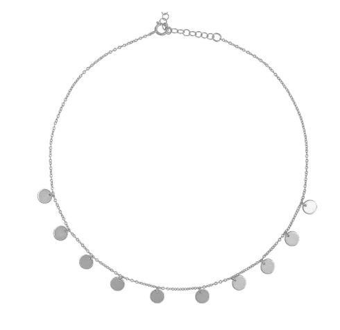 Collar Monedas - Dalila Jewels