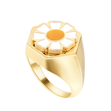 Anillo Daisy - Dalila Jewels