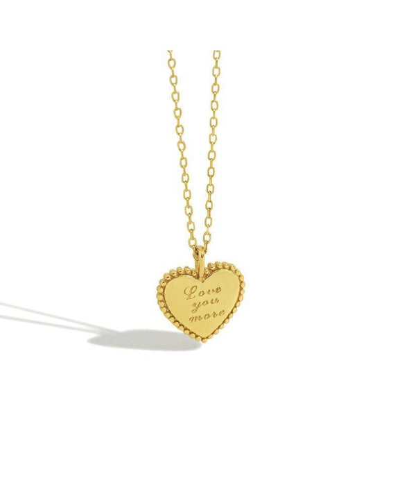 Collar Love u + - Dalila Jewels