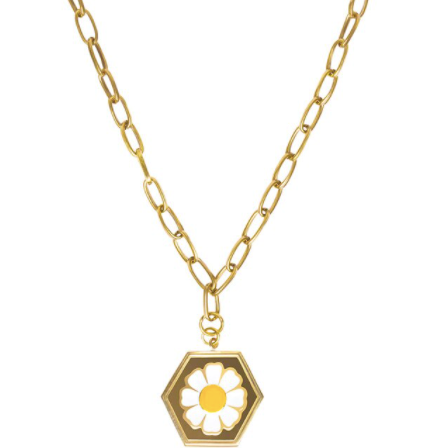 Collar Daisy - Dalila Jewels