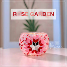 Load image into Gallery viewer, Mosaic Candle Holder DIY Kit 土耳其馬賽克燭台DIY材料包