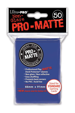 Ultra Pro Matte Sleeves 50ct