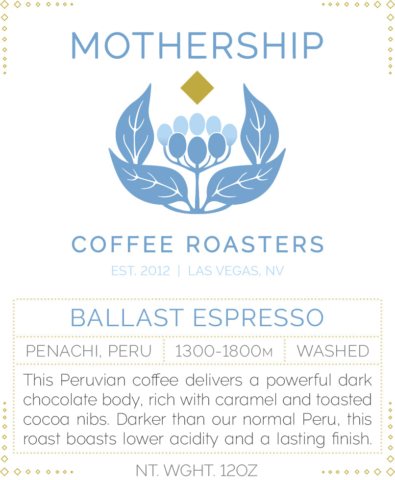 BALLAST SINGLE ORIGIN ESPRESSO