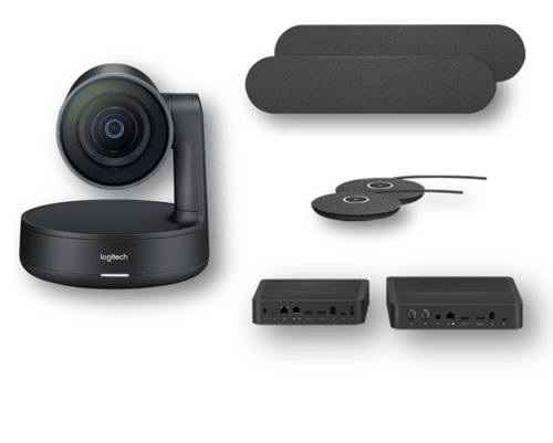 Logitech Rally Plus Package