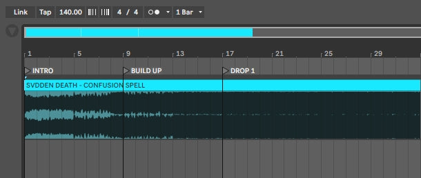 How to Arrange a Full Track - Song Structure in Ableton Live 10