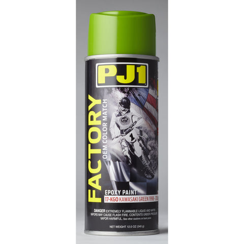 11oz Aerosol Kawasaki Green Factory OEM Paint