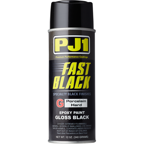 PJ1/VHT High-Temperature Paint - 12 oz - Gloss Black 16-GLS