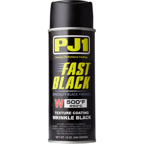 PJ1/VHT High-Temperature Paint - 12 oz - Wrinkle Black 16-WKL