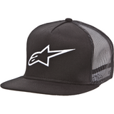 ALPINESTARS (CASUALS) Corp Trucker Hat - Black