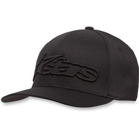 ALPINESTARS (CASUALS) Blaze Baseball Flexfit® Cap - Black