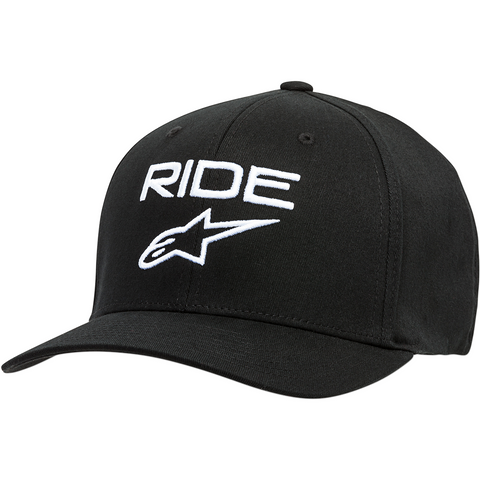 ALPINESTARS (CASUALS) Ride 2.0 Hat - Black/White