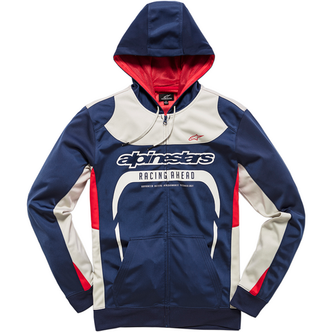 ALPINESTARS (CASUALS) Session Zip-Up Hoodie - Navy