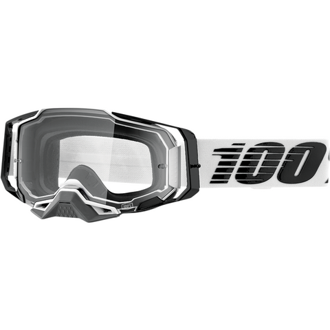 100% Armega Goggles - Atmos - Clear 50721-101-09 - Trailhead Powersports a Mines and Meadows, LLC Company