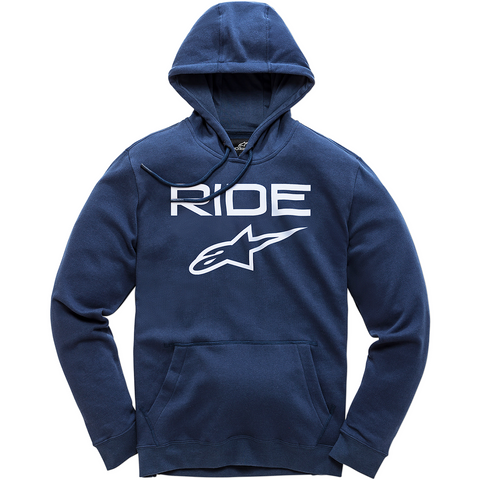 ALPINESTARS (CASUALS) Ride 2.0 Hoodie - Navy/White