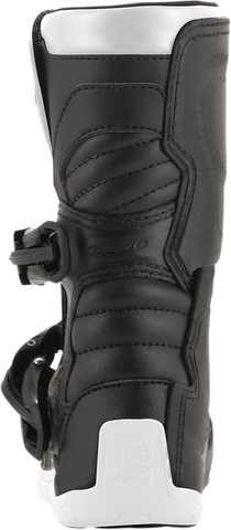 ALPINESTARS(MX) Youth Tech 3S Boots - Black/White - US 10 2014518-12-10