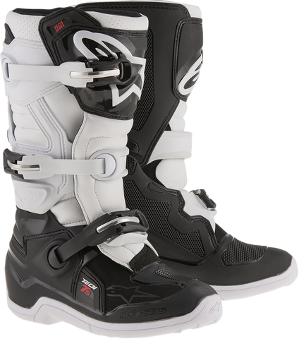ALPINESTARS(MX) Tech 7S Boots - Black/White - US 2 2015017-12-2