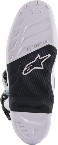 ALPINESTARS(MX) Tech 7 Boots - White/Black - US 7 2012014-21-7