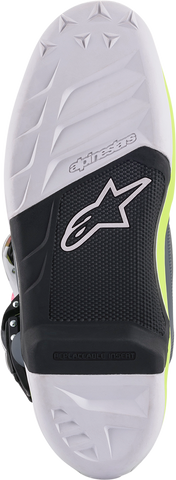 ALPINESTARS(MX) Tech 7 Boots - Gray/Black/Pink - US 7 2012014-9076-7