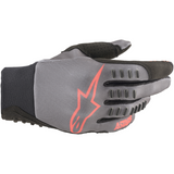 ALPINESTARS(MX) SMX-E Gloves - Gray/Red