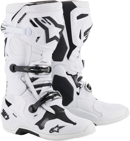 ALPINESTARS(MX) Tech 10 Boots - White - US 7 2010020-20-7