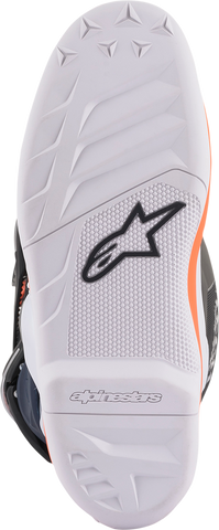 ALPINESTARS(MX) Tech 7S Boots - Black/Orange - US 2 2015017-1241-2