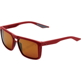 100% Renshaw Glasses - Crimson - Bronze 61038-392-73