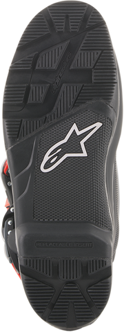 ALPINESTARS(MX) Tech 7 Enduro Boots - Black/Red/Gray - US 7 201211411337