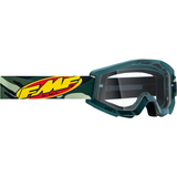 FMF VISION PowerCore Goggles - Assault - Camo - Clear F-50400-101-08