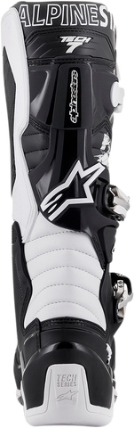 ALPINESTARS(MX) Limited Edition Tech 7 Dialed Boots - Black/White