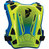 THOR Youth Guardian MX Roost Guard - Flo Green - 2XS/XS