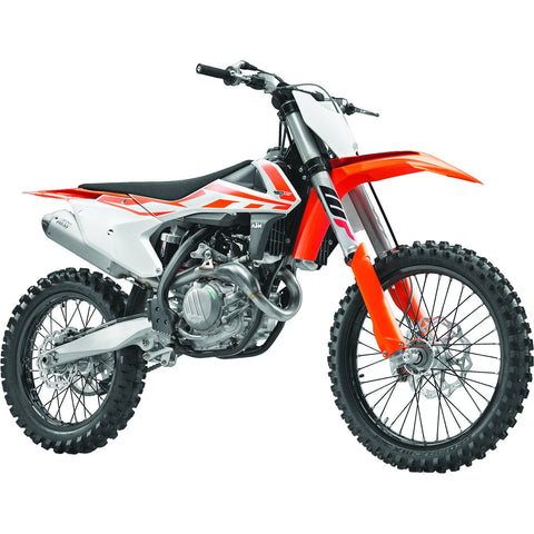NEW-RAY REPLICA 1:6 RACE BIKE 17 KTM 450SX-F ORANGE