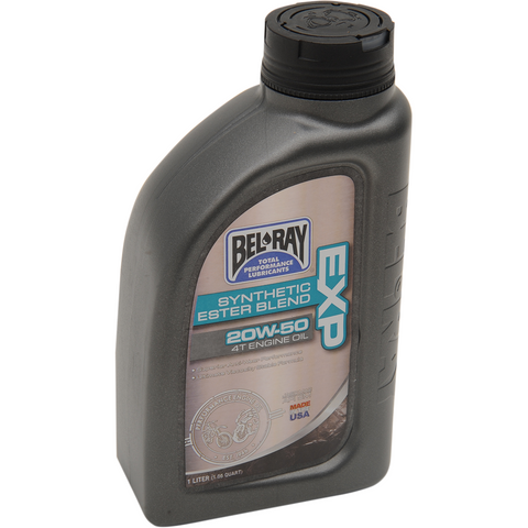 BEL-RAY EXP Synthetic Blend 4T Oil - 20W50 - 1 L 99131-B1LW