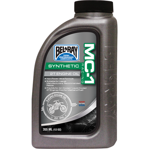 BEL-RAY MC-1 Synthetic 2T Oil 99400-B355