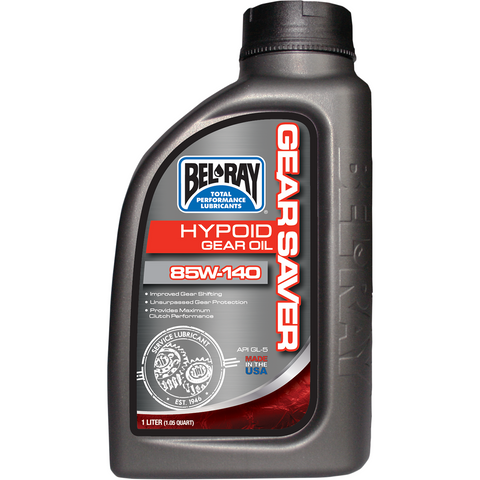 BEL-RAY Hypoid Gear Oil - 85W-140 99234-B1LW