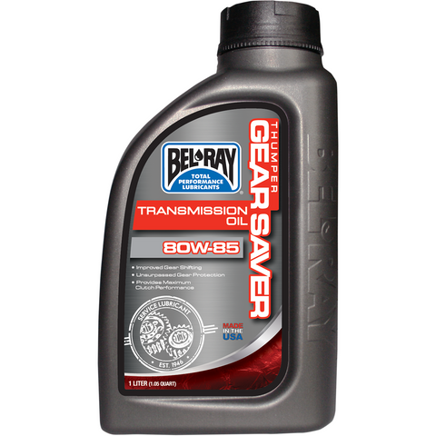 BEL-RAY Thumper Transmission Oil -  80W-85 99510-B1LW