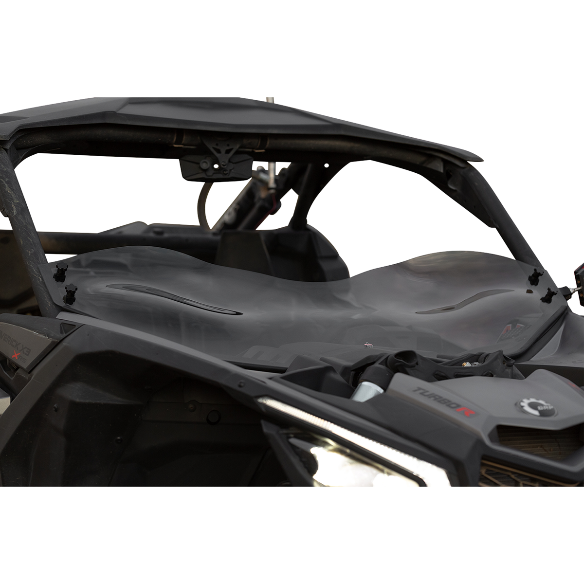KLOCK WERKS Flare Windshield - Tint - Can-Am KW05-01-0471-T