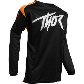 THOR Youth Sector Link Jersey - Orange
