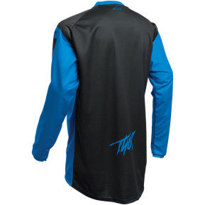 THOR Youth Sector Link Jersey - Blue