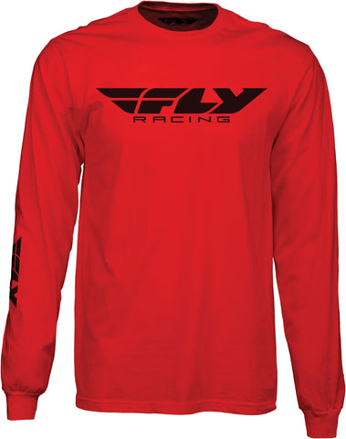 Corporate Long Sleeve Tee