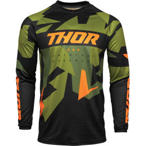 THOR Sector Warship  Jersey - Green/Orange
