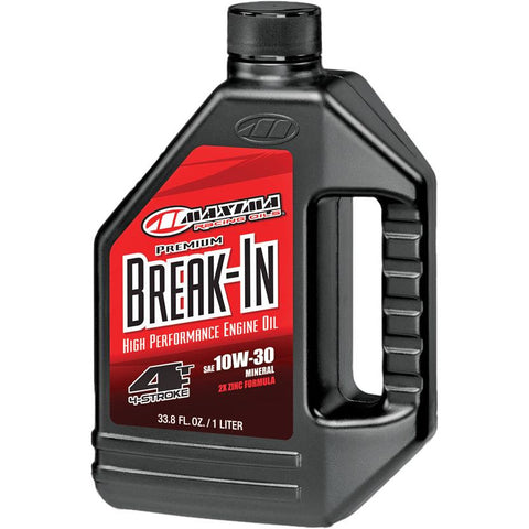 MAXIMA MAXUM 4 BREAK-IN HI-PERF. 4-CYCLE OIL 10W-30 1L