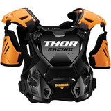 THOR Guardian Deflector - Orange/Black - M/L
