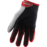 THOR Spectrum Gloves - Red/Gray